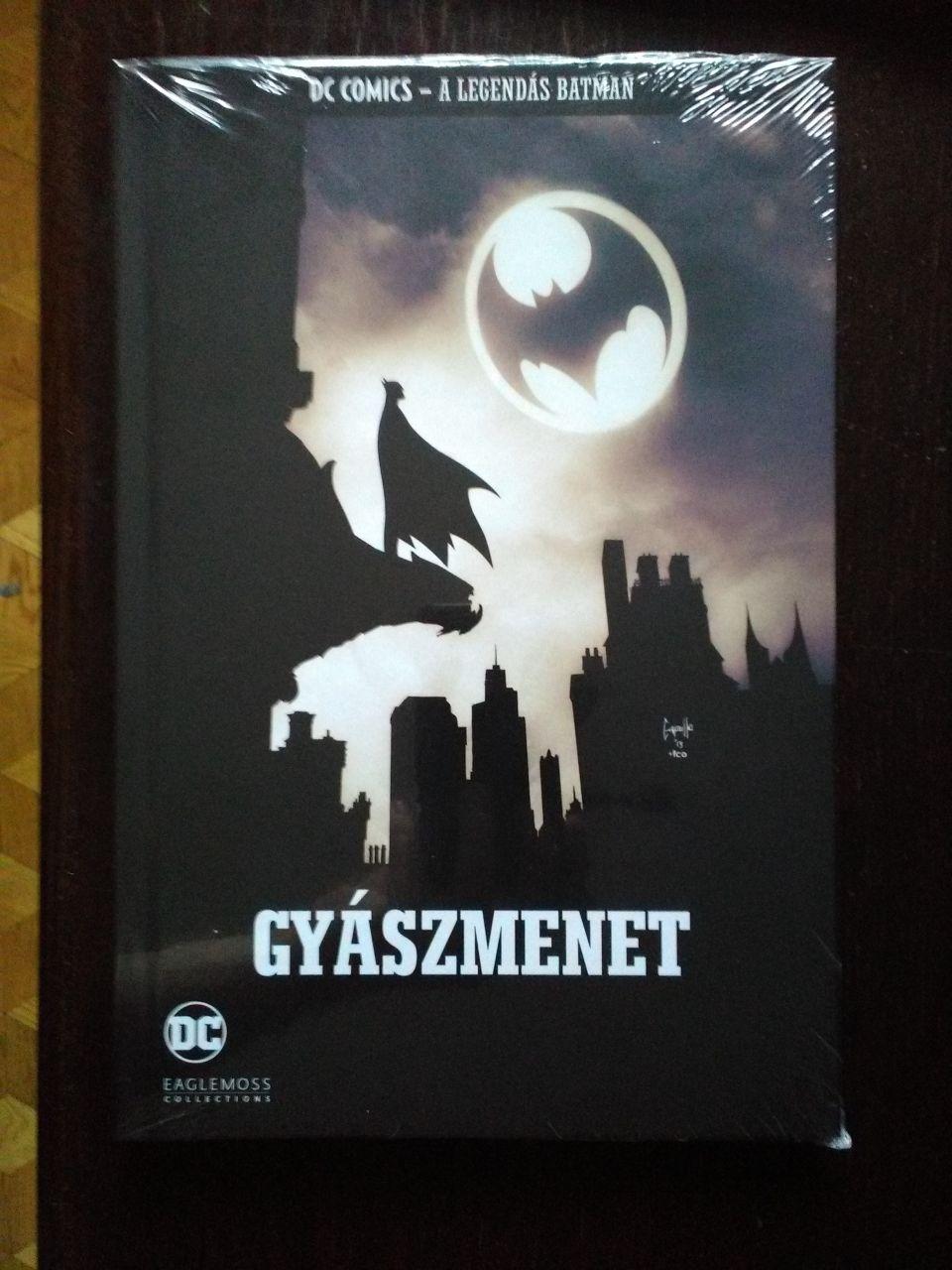 A Legendás Batman 19.: Gyászmenet
