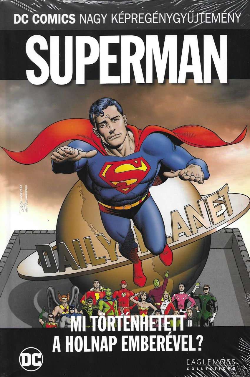 Superman: Mi történhetett a holnap emberével? (DC 75)