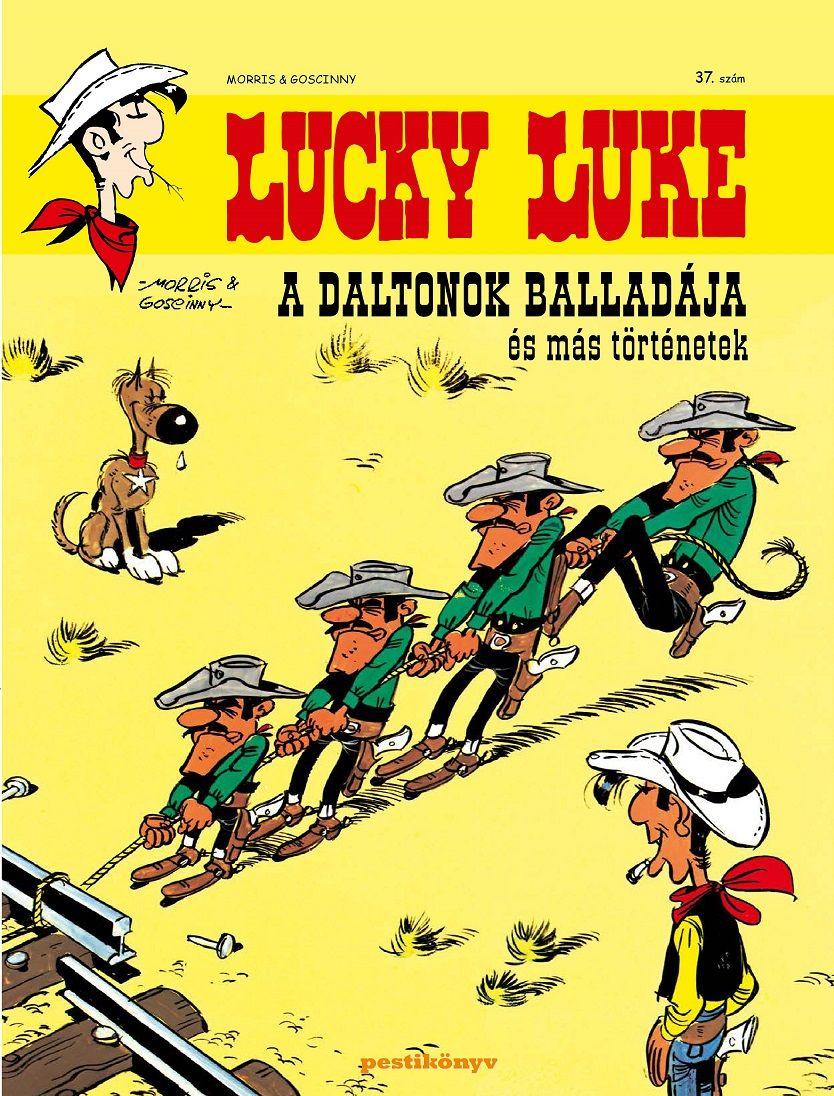 Lucky Luke 37 - A Daltonok balladája és más történetek