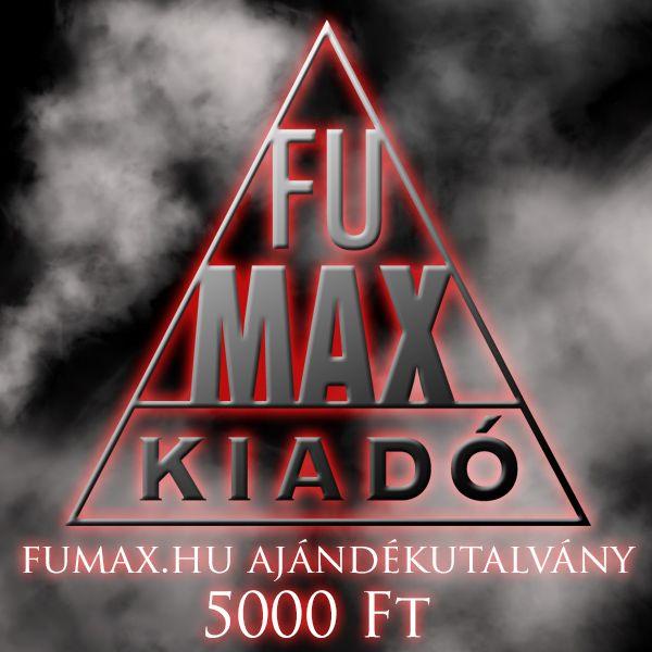 1000 Ft fumax.hu ajándékutalvány