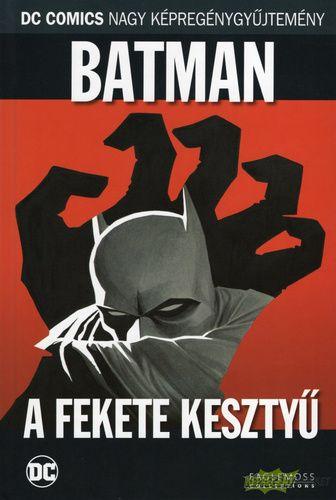 Batman: A fekete kesztyű (DC 77.)