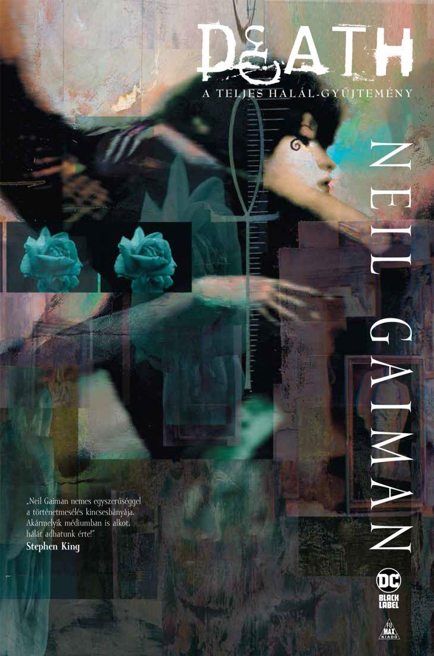 Neil Gaiman: Death - Halál Teljes Gyűjtemény keménytáblás képregény