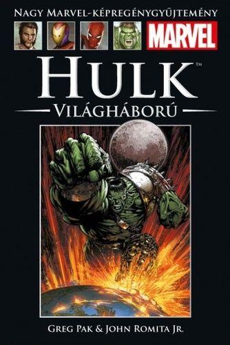 Nagy Marvel Képregénygyűjtemény 52.: Hulk - Világháború