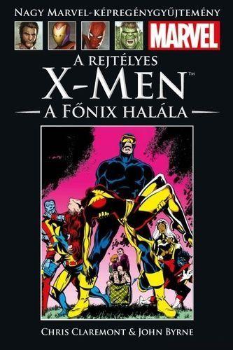Nagy Marvel Képregénygyűjtemény 53.: A rejtélyes X-Men: A Főnix halála