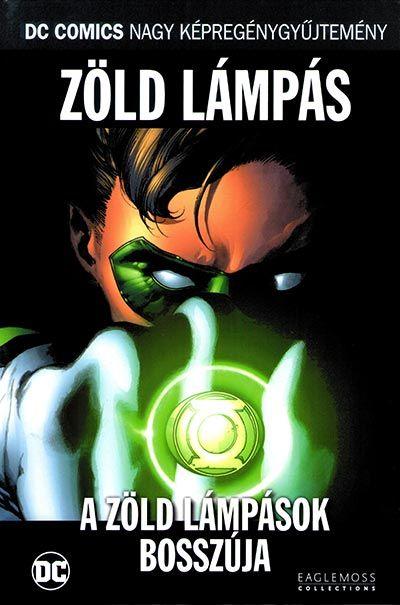 Zöld Lámpás: A zöld lámpások bosszúja (DC 79.)