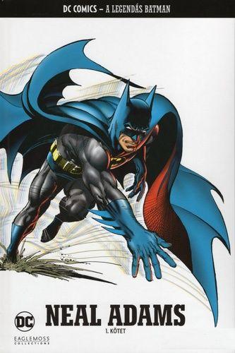 A Legendás Batman 26.: Neal Adams 1. kötet