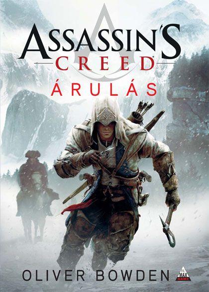 ENYHÉN SZÉPSÉGHIBÁS Assassin's Creed: Árulás