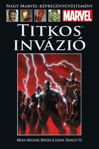 Nagy Marvel Képregénygyűjtemény 55.: Titkos invázió