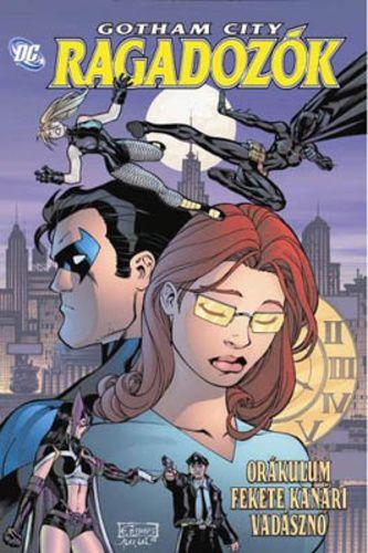 Gotham City - Ragadozók utolsó példány