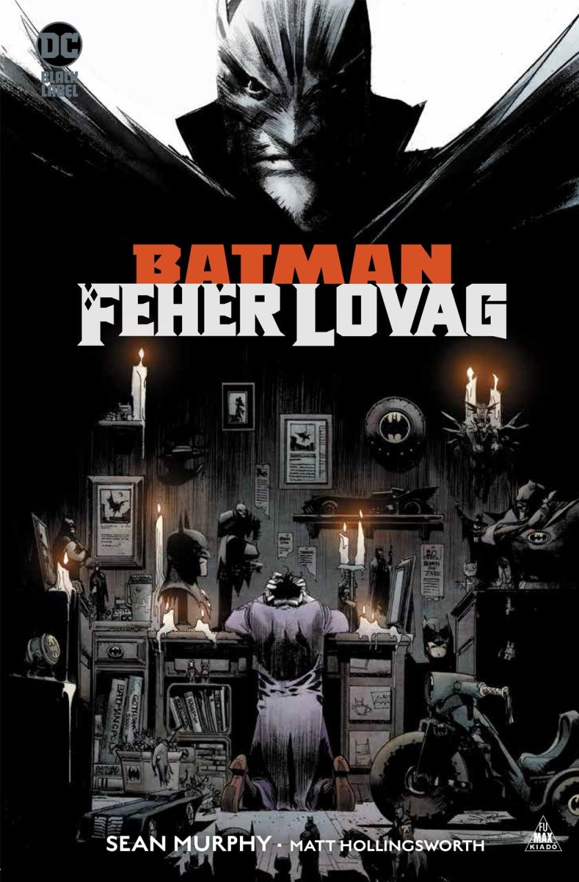 Batman - Fehér Lovag keménytáblás képregény