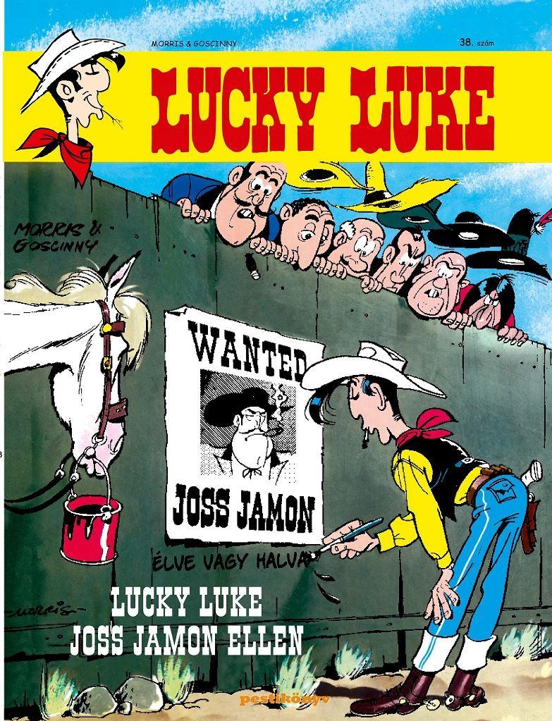 Lucky Luke 38 - Lucky Luke Joss Jamon ellen