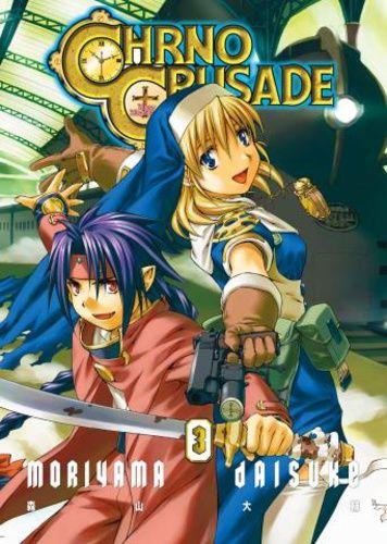 Chrno Crusade 3.