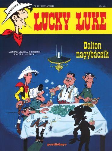 Lucky Luke 21. - Dalton nagybácsik
