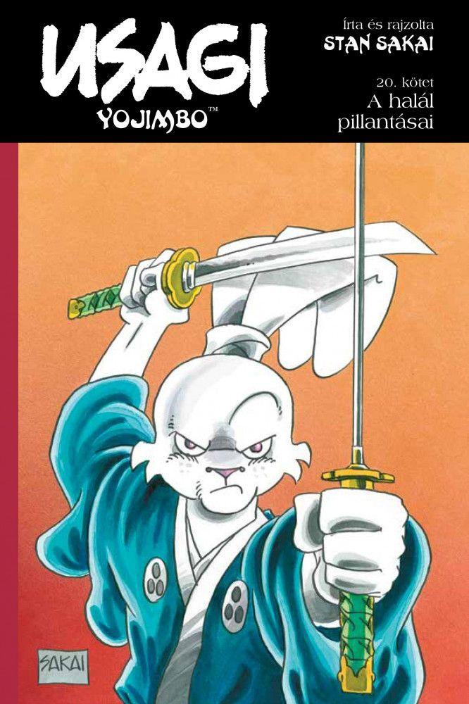 Usagi Yojimbo 20.: A halál pillantásai