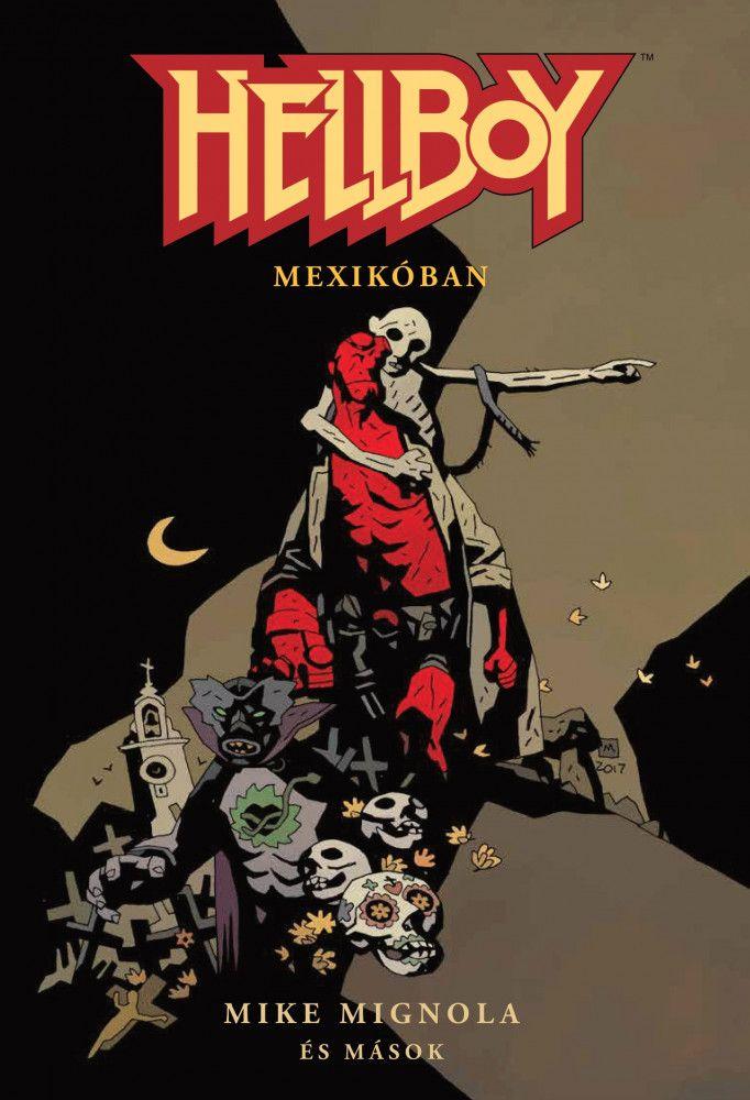Hellboy rövid történetek 1.: Mexikóban