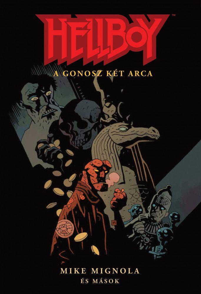 Hellboy rövid történetek 2.: A gonosz két arca