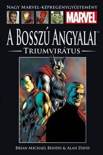 Nagy Marvel Képregénygyűjtemény 60.: A Bosszú Angyalai: Triumvirátus