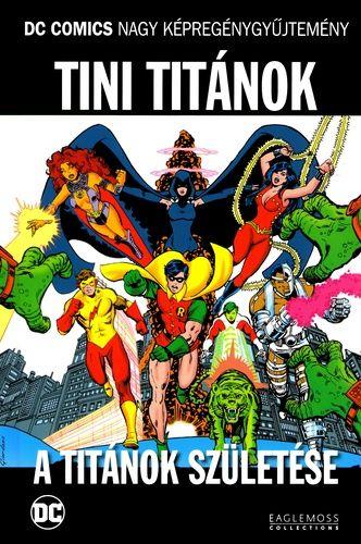 Tini Titánok: A titánok születése (DC 84.)