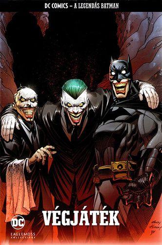 A Legendás Batman 28.: Végjáték