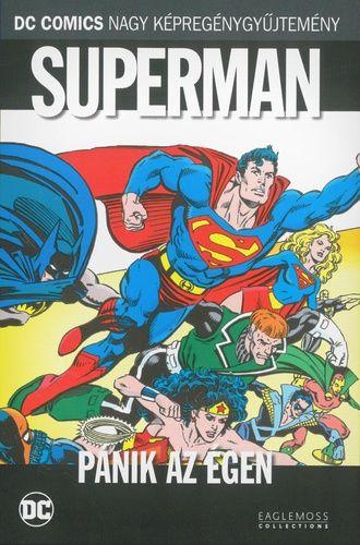 Superman: Pánik az égen (DC 85.)