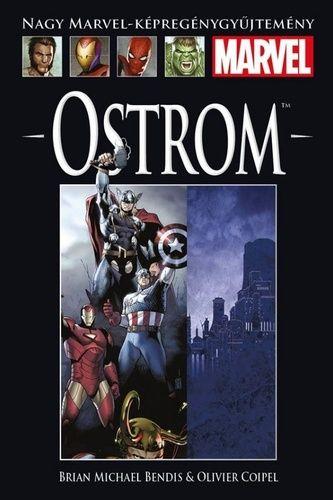 Nagy Marvel Képregénygyűjtemény 59.: Ostrom