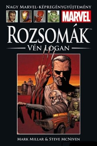 Nagy Marvel Képregénygyűjtemény 61.: Rozsomák: Vén Logan