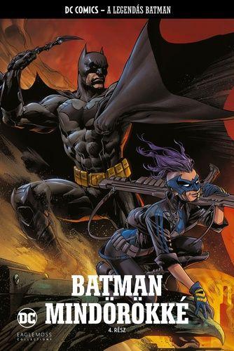 A Legendás Batman Különszám: Batman mindörökké 4. rész
