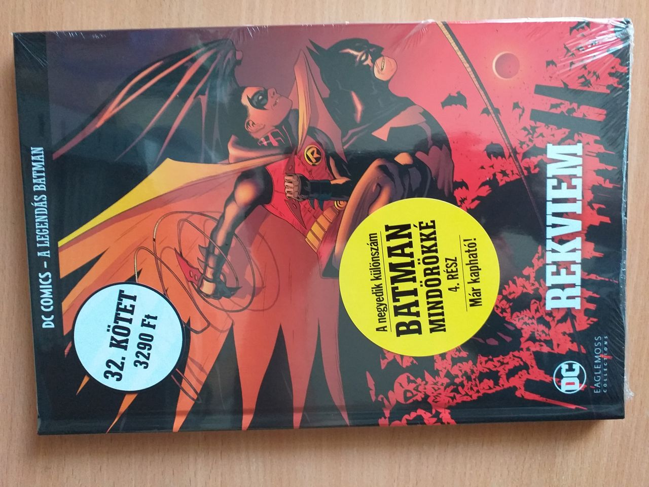A Legendás Batman 32.: Batman és Robin - Rekviem
