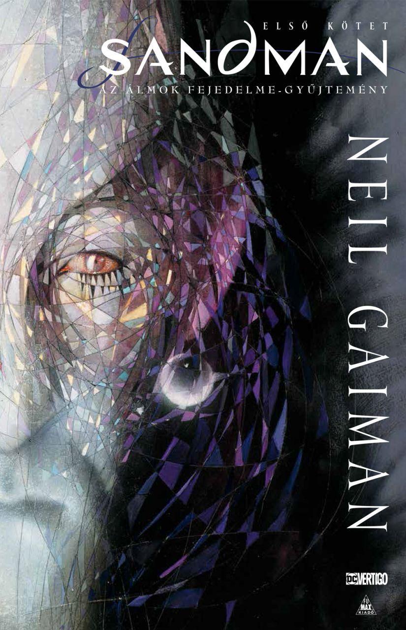 SZÉPSÉGHIBÁS Neil Gaiman: Sandman - Az álmok fejedelme gyűjtemény 1. kötet keménytáblás képregény