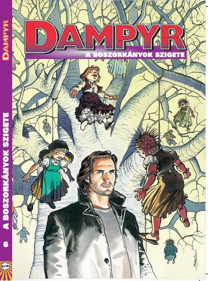 Dampyr 6: A boszorkányok szigete