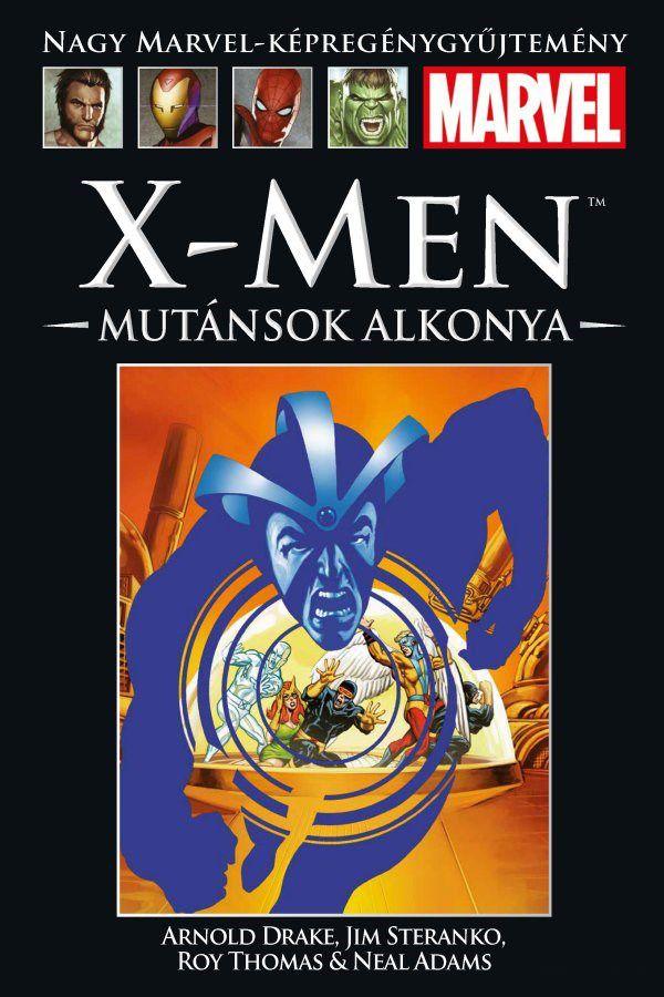 Nagy Marvel Képregénygyűjtemény 69.: X-Men: Mutánsok alkonya