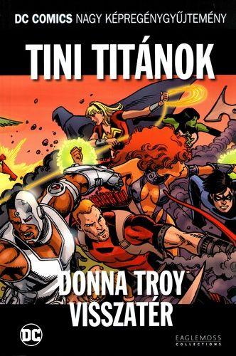 Tini Titánok: Donna Troy visszatér (DC 94)