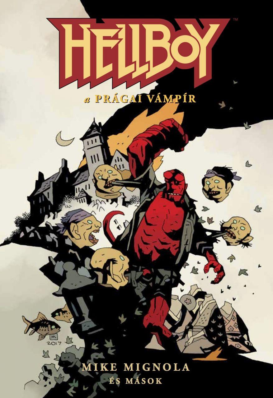 Hellboy rövid történetek 3.: A prágai vámpír