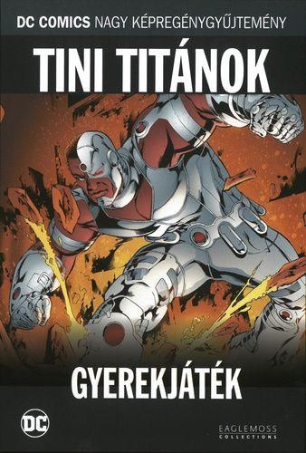 Tini Titánok: Gyerekjáték (DC 98)