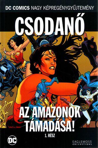 Csodanő: Az amazonok támadása! első rész (DC 99)