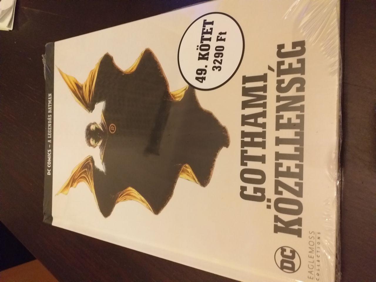A Legendás Batman 49.: Gothami közellenség
