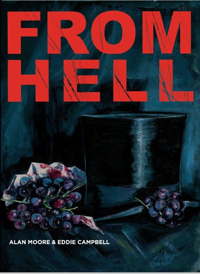 LIMITÁLT KIADÁSÚ Alan Moore: From Hell - A pokolból