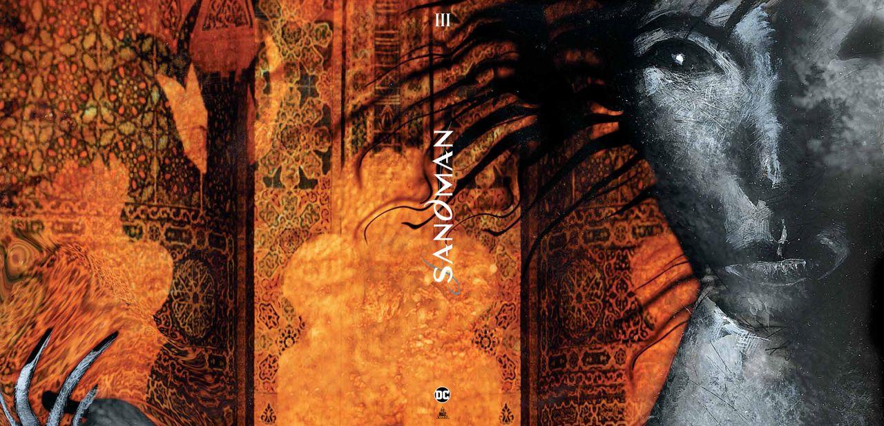 LIMITÁLT Neil Gaiman: Sandman - Az álmok fejedelme gyűjtemény 3. kötet keménytáblás képregény