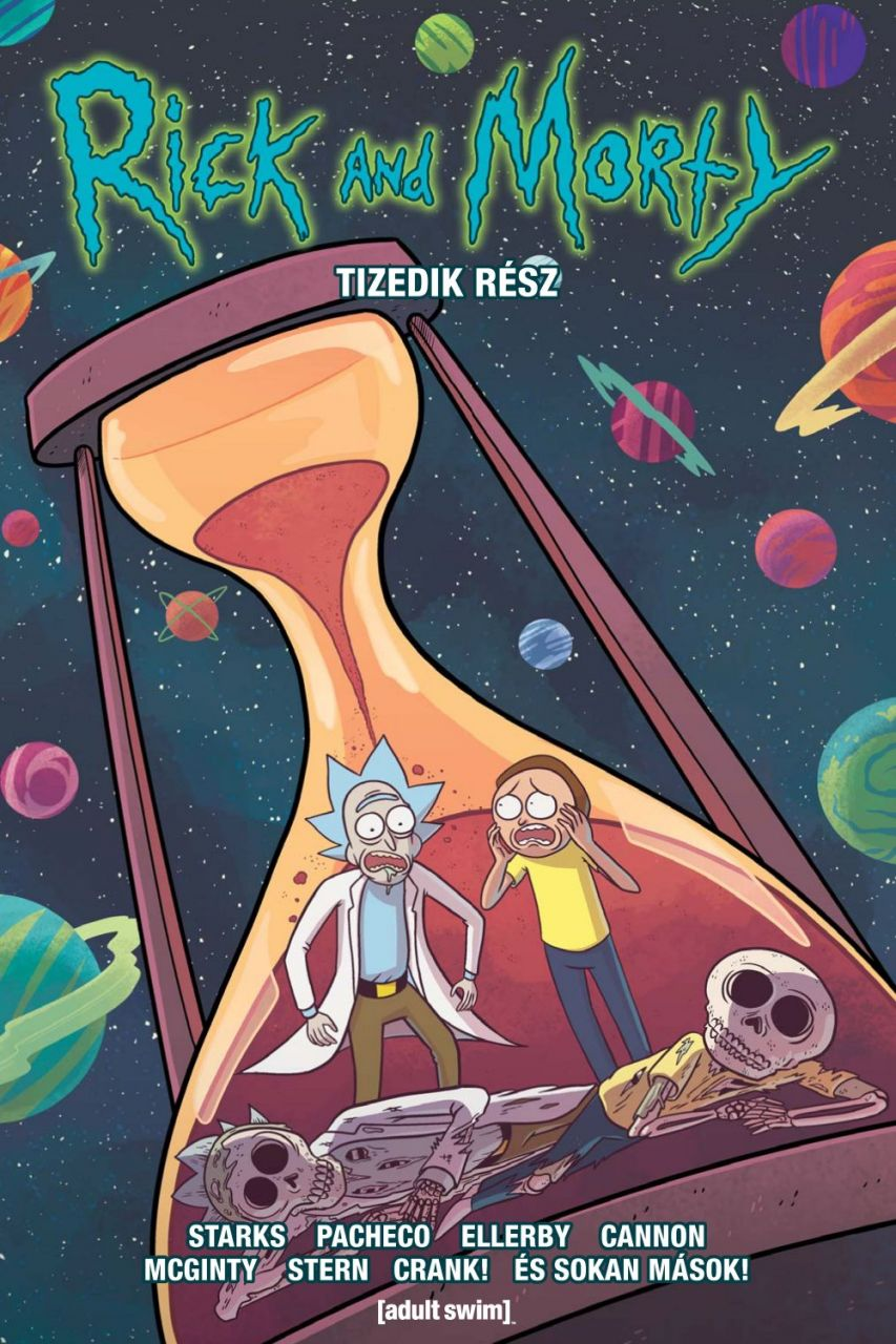 Rick and Morty 10.