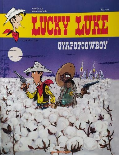 Lucky Luke 40 - Gyapotcowboy