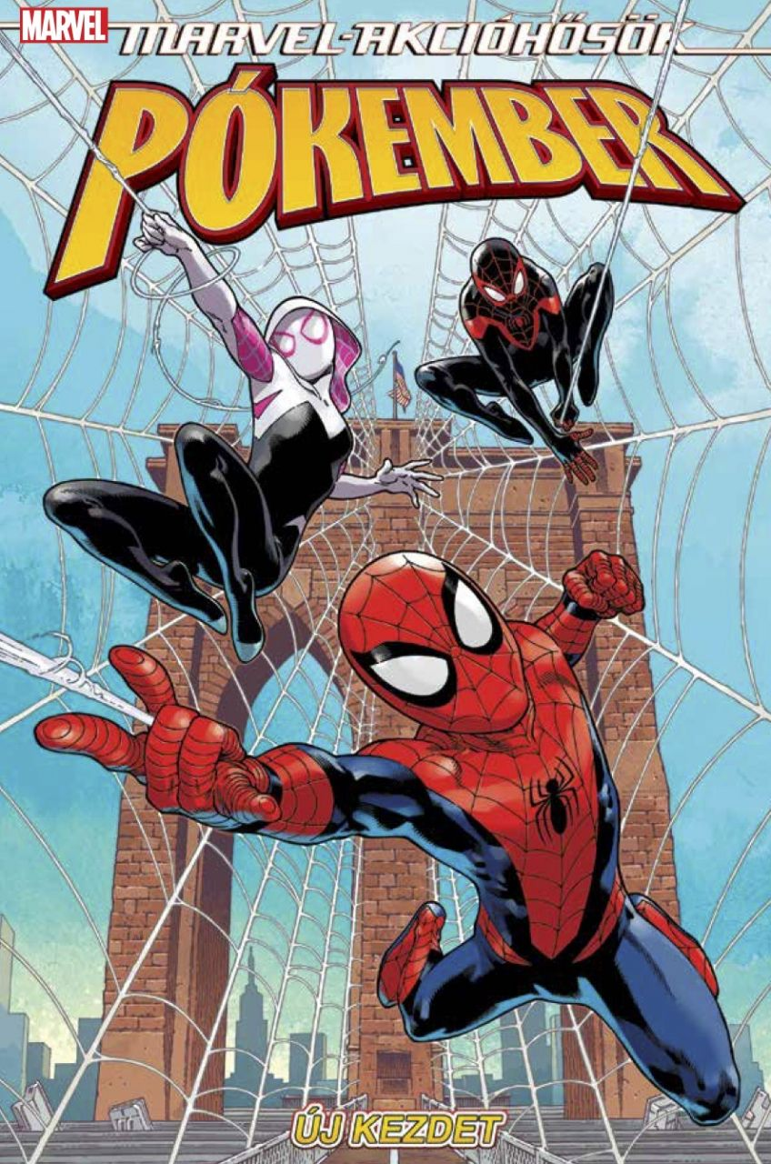 Marvel akcióhősök 1.: Pókember - Új kezdet képregény