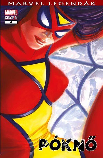Marvel Legendák 4 - Póknő