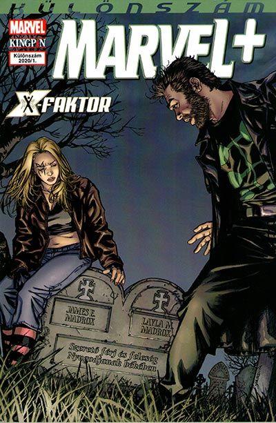 Marvel Plusz Különszám (2020/1): X-Faktor