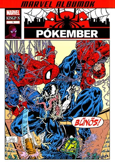 Marvel Albumok 1.: Pókember