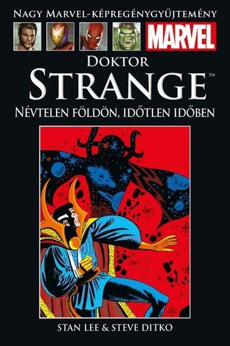Nagy Marvel Képregénygyűjtemény 74.: Doktor Strange: Névtelen földön, időtlen időben