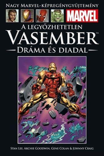 Nagy Marvel Képregénygyűjtemény 76.: A legyőzhetetlen Vasember: Dráma és diadal