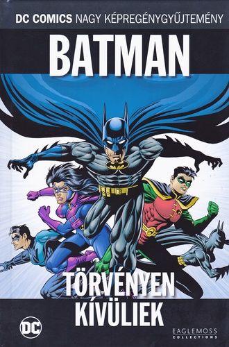 Batman: Törvényen kívüliek (DC 102.)