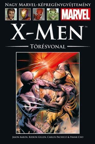 Nagy Marvel Képregénygyűjtemény 77.: Jason Aaron: X-Men: Törésvonal