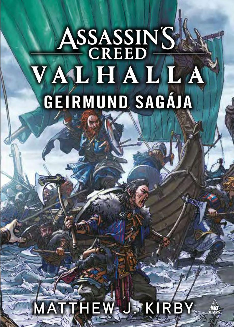 Assassin's Creed: Valhalla - Geirmund sagája regény