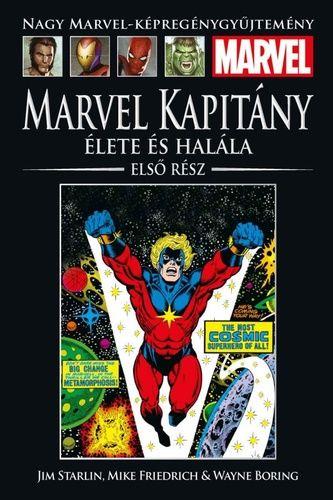 Nagy Marvel Képregénygyűjtemény 78.: Marvel Kapitány élete és halála 1. rész